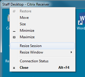 Common Citrix Issues